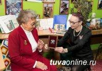 В Кызыле на 90-м году ушла из жизни Екатерина Танова