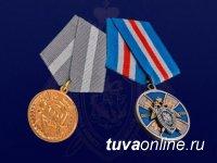В Туве медалью Следкома России удостоена 13-летняя жительница Ак-Довурака