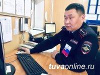 В Туве разыскивают водителей, скрывшихся с места ДТП
