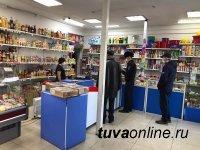 В Кызыле ревизоры накрыли два адреса и несколько магазинов, торговавших пивом из-под полы
