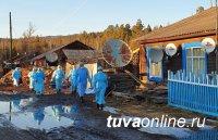 В Туве к 13 апреля новых случаев COVID-19 не выявлено