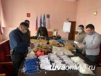 В парламенте Тувы фракция «Единой России» совместно с местными отделениями партии и штабами в муниципалитетах противодействует распространению коронавируса