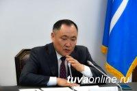 Глава Тувы в 2019 году сохранил доходы на уровне 2018 года