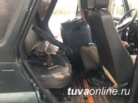 В Туве задержали трёх туранцев, незаконно вышедших на охоту