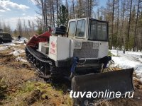 Тува: Станцию «Тайга» «зачищают» под будущий туробъект