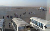В Туве закроют авиасообщение с Москвой из-за наплыва инфицированных COVID-19