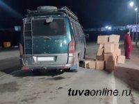 В Туве изъяли тонну контрафактного спирта