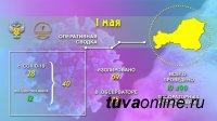 В Туве проведено 10490 лабораторных исследования на COVID-19
