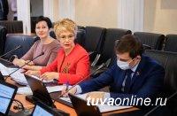 Сенатор Дина Оюн провела совещание, посвященное финансированию органов ЗАГС
