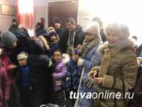"""Сенатор Дина Оюн организовала для детей Правобережья """"культпоход"""" в новый кинотеатр микрорайона"""