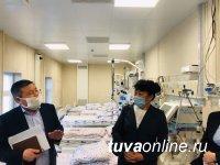 В Туве из 41 болеющего COVID-19 двое остаются в тяжелом состоянии