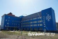 В Кызыле начал работу Инфекционный госпиталь для больных новой коронавирусной инфекцией