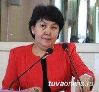 Тува: Саида Сенгии расскажет в прямом эфире о социальной поддержке граждан в условиях пандемии COVID-19