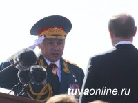 Путин наградил Шойгу орденом «За заслуги перед Отечеством» I степени