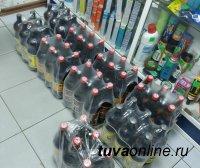 В столице Тувы продолжают выявлять нарушителей «сухого закона»