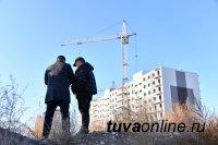 Тува: В текущем строительном сезоне для переселенцев достроят 11 многоквартирных домов