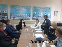 В Общественной палате Тувы сменились общественные наблюдатели