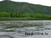 В реках Тувы поднялась вода