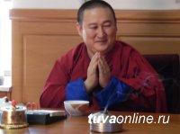 В Туве помолились за здравие Верховного ламы, заболевшего COVID-19 и находящегося в коме