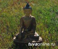 В Каа-Хемском районе раскрыли хищение статуэтки Будды из субургана