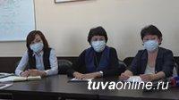 В Туве провели брифинг по смертности от COVID-19