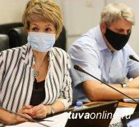 Дина Оюн призвала Минстрой РФ не забывать в своих программах регионы с сейсмикой и мерзлотой, в числе которых Тува