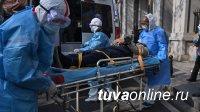 В Туве подтвердили еще одну смерть от COVID-19 в мае 2020 года