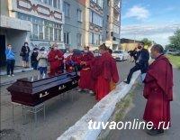 Камбы-ламу Тувы Джампела Лодой, скончавшегося от коронавируса, похоронят в родном Дзун-Хемчикском районе