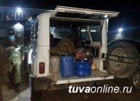 В Туве задержали браконьера