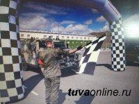 В Республике Тыва прошло торжественное открытие всеармейского этапа конкурса «Военное ралли»