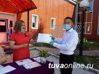 Первая девушка получила диплом «техника-механика» в Тувинском сельхозтехникуме