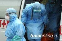 В Туве за сутки выздоровело 179 человек, выявлено 119 заболевших COVID-19