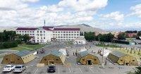Минобороны РФ построит в Туве многопрофильный медицинский центр