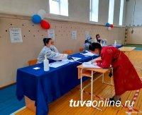 В Туве за поправки к конституции проголосовали почти 97% избирателей