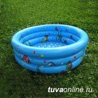 Тува: ребенок утонул в надувном бассейне