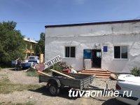 В Кызылском районе откроют модельную библиотеку