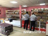 В Кызыле за неделю изъяли полтонны нелегального пива