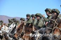 В Туве стартовал всеармейский этап соревнований «Конный марафон»