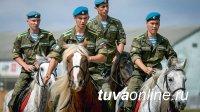 Военнослужащие ЦВО стали лучшими по итогам первого этапа соревнований «Конный марафон» в Туве