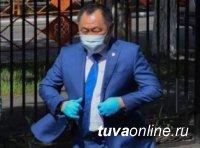 Глава Тувы призвал жителей не терять бдительность, несмотря на улучшение ситуации с коронавирусом
