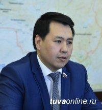 24 июля прием граждан по телефону проведет депутат Госдумы Мерген Ооржак