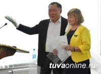 Глава Тувы поручил разработать республиканский закон по поддержке местных товаропроизводителей