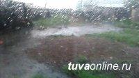 В Туве в первой пятидневке августа, как и сегодня, ожидают дожди