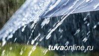 В Туве август начнется с непогоды