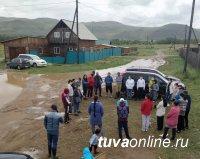 Жители Вавилинского затона, оставшиеся без электричества, просят энергетиков обратить внимание на их проблему