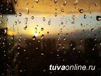 В Туве 7 августа ожидаются дожди с грозами, возможен град