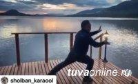 Тува: В Кызылском районе День физкультурника совпал с Днем здоровья