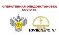 Тува. За сутки на 11 августа выявлен 21 случай инфицирования COVID-19