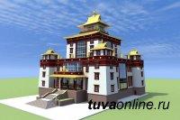 В Туве интернациональный коллектив ООО «Восток» направил на развитие буддизма свыше трех миллионов рублей