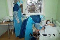 Тува. На 17 августа за сутки выявлено 19 случаев инфицирования COVID-19